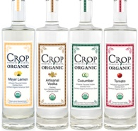 crop vodka flavours