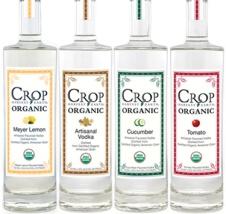 crop vodka flavours