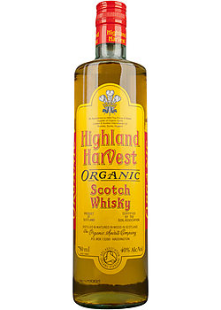 HH Organic Scotch Whiskey