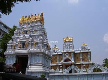 ISKCON Temple, Tirupathi
