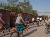 Nizamuddin Tour Cycling