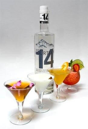 Organic Vodka 14.