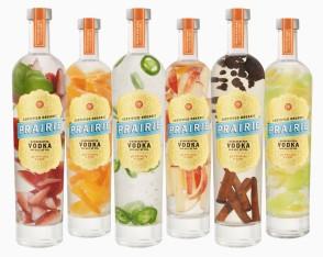 Prairie Vodka Flavours