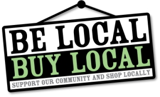 BUY LOCAL BE LOCAL